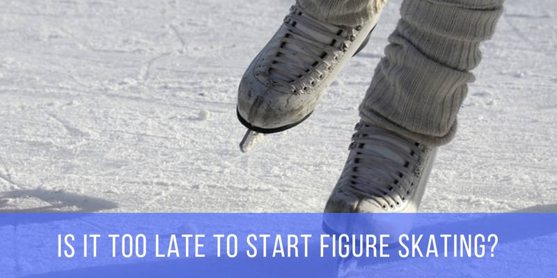 Is it too late to start figure skating if you are older?